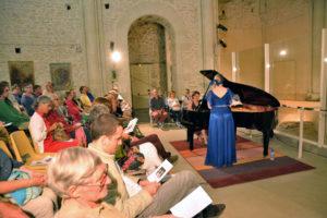 Concert aux Bains en 2016